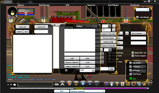 AQW Trainers Le Bot 5.7  By INDOSOFTGAME