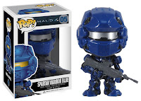 Funko Pop! Spartan Warrior Blue