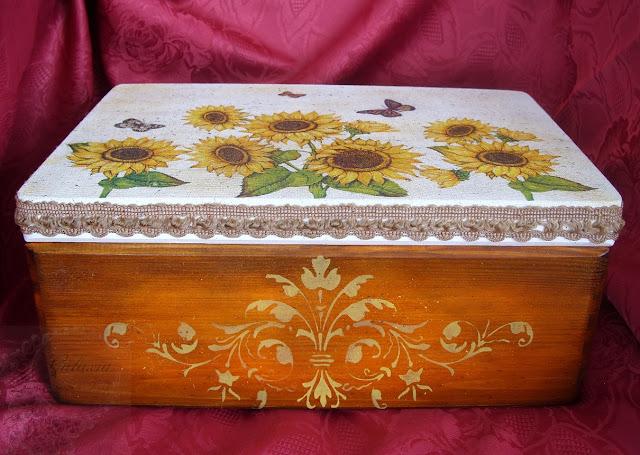 Słoneczny kufer