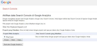 Cara Daftar dan Menautkan Google Analytics dengan Blog