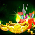Happy Diwali Fireworks and Crackers HD Wallpapers