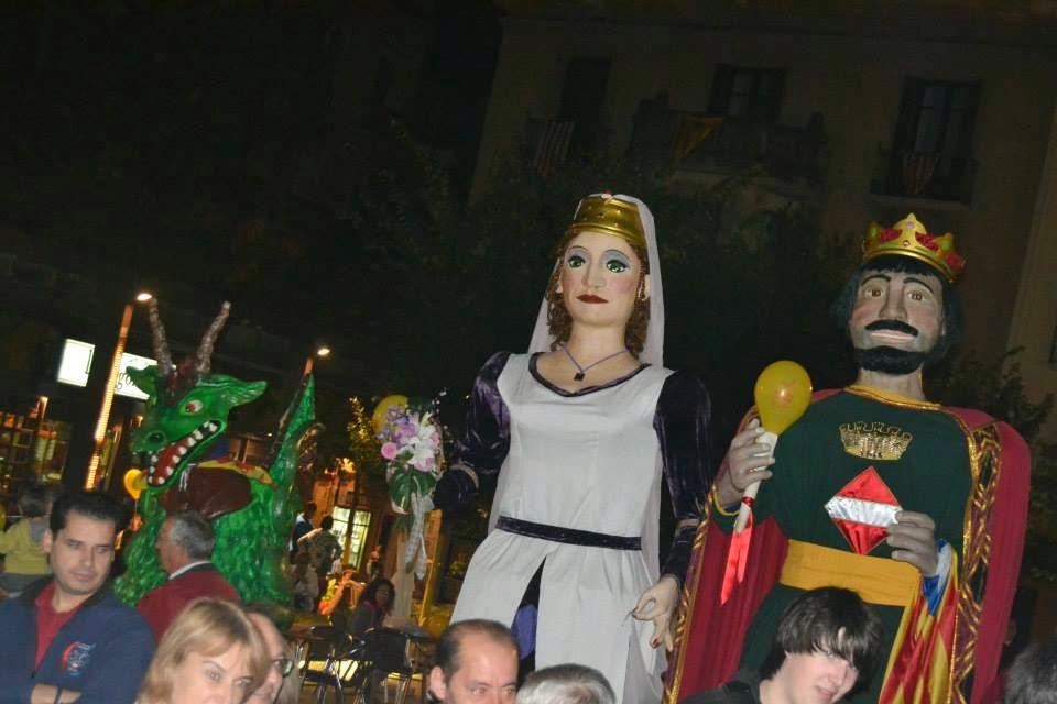 Festa pel SíSí a Valls