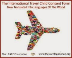 International Travel Child Consent Form Now Translated Into Languages From Around The World