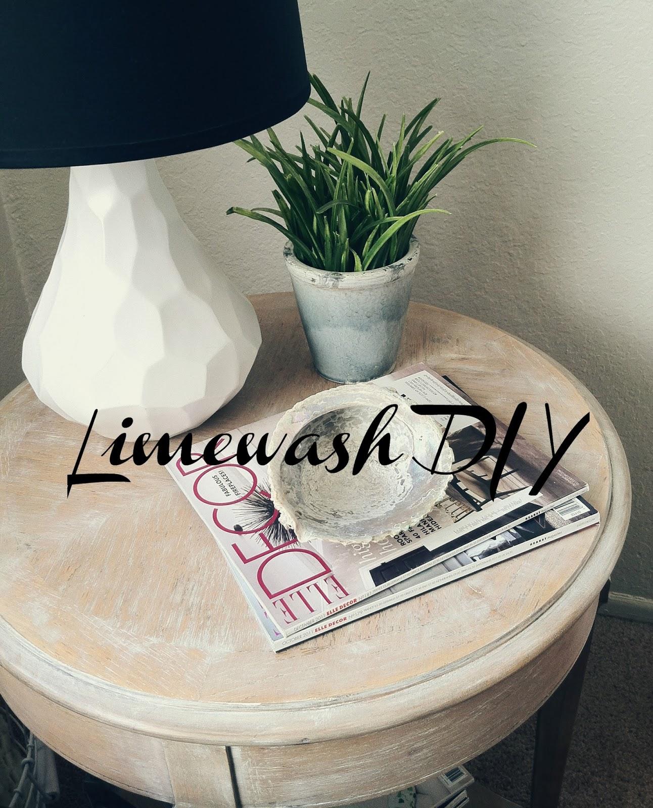 Lime Wash Coffee Table Sl Designs Lime Wash Table Diy