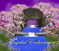 Magickal Enchantment digital fantasy backgrounds