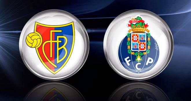Prediksi Liga Champions : Porto vs Basel 11 Maret 2015