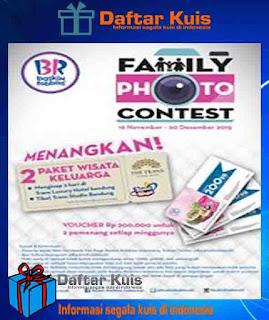 Kontes Foto Family  Berhadiah  Tiket Trans Studio Bandung dan Voucher