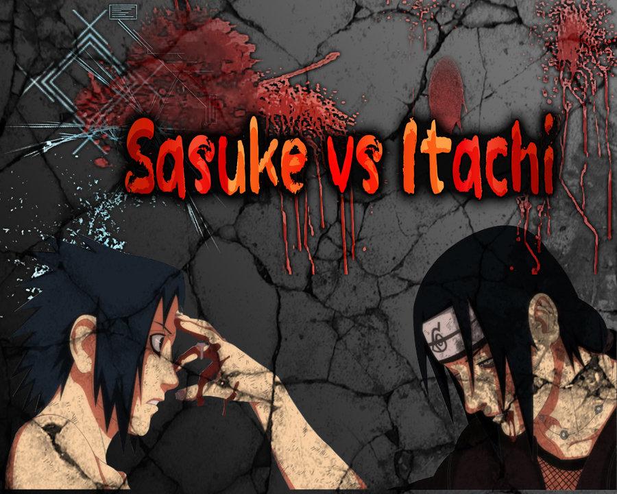 Naruto Shippuden Special Sasuke Vs Itachi - Indowebster