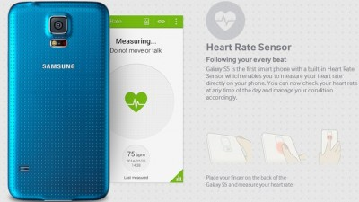 Samsung Galaxy S5 Dijadikan Perangkat Medis di Korea