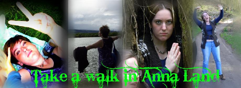 A walk through Anna Land