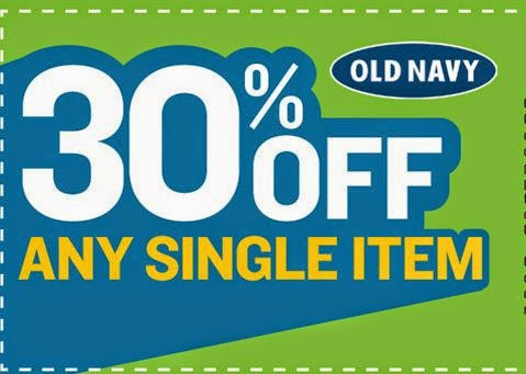 Old navy coupons june 2018 in store