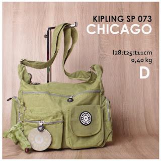 Jual Online Tas Sekolah Anak Kipling KW Murah Model Selempang - Chicago SP 073