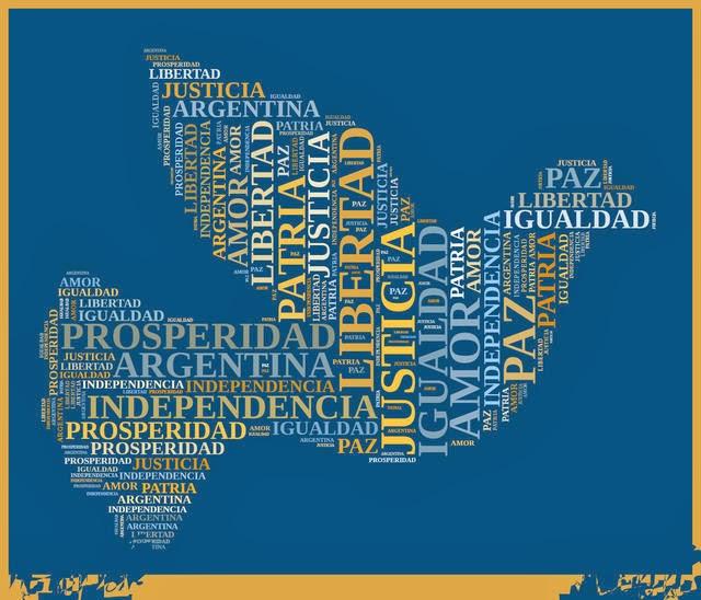Poes a por temas 9 de julio independencia argentina for Sala 9 de julio