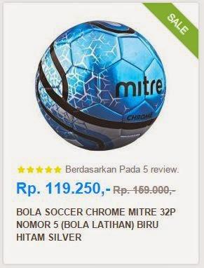 Bola Soccer - Mitre.co.id Belanja Online Perlengkapan Futsal dan Bola
