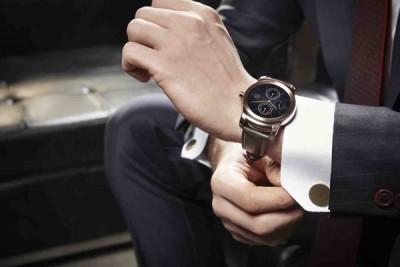 LG Watch Urbane, Lebih Mewah Plus Didukung Android Wear