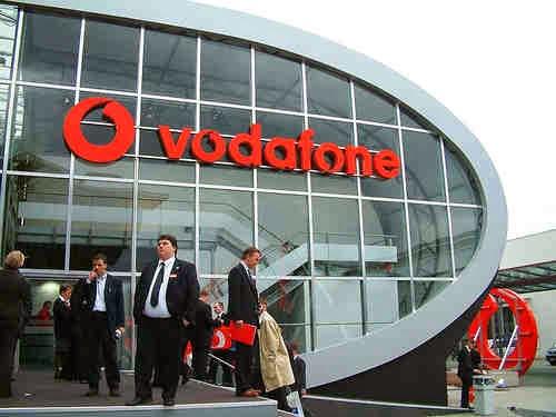 Vodafone Australia headquarter