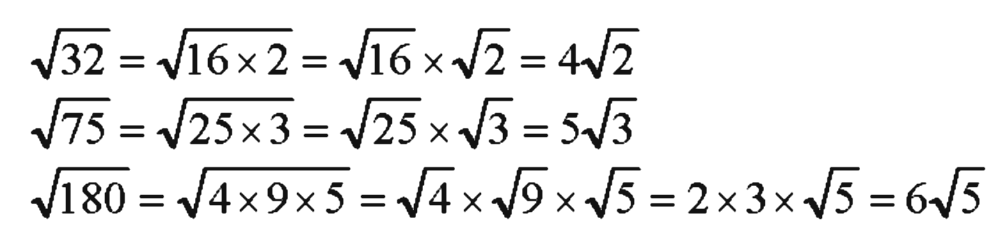 surds real number and square root How to add square roots examples, formula and practice problems some necessary vocabulary (2 and 5) by any numbers that 'got out' of the square root (3 and 2, respectively) step 1 add any radicals with the same radicand real world math horror stories from real encounters.
