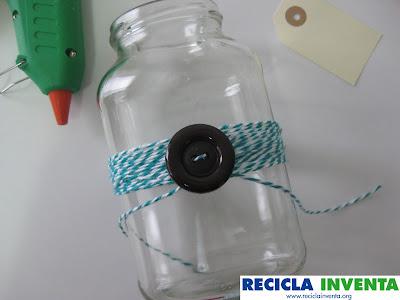 Regalo creativo para el día del padre en Recicla Inventa