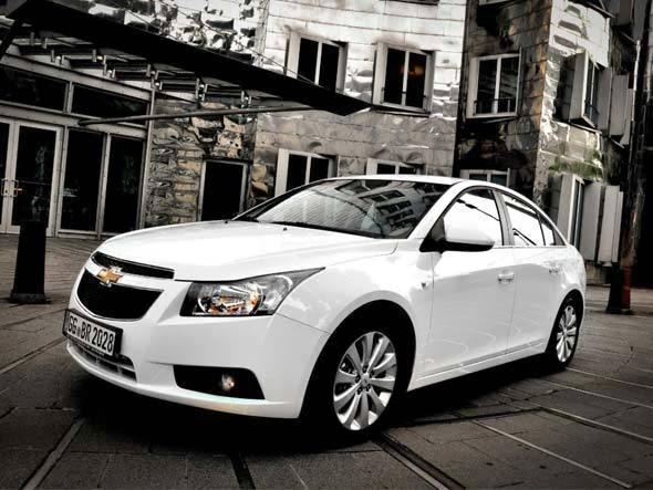 5 - Chevrolet Cruze