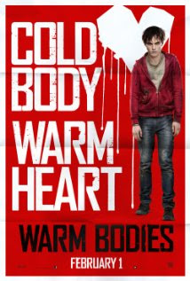 Warm Bodies (2013 &#8211; Nicholas Hoult, Teresa Palmer and John Malkovich)