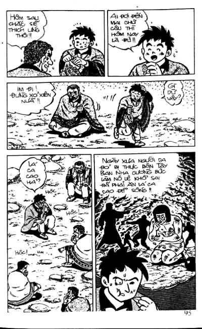 Jindodinho - Đường Dẫn Đến Khung Thành III Tập 26 page 95 Congtruyen24h
