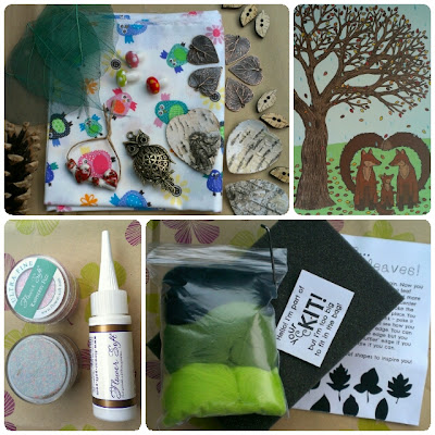 craftypainter: @craftycreatives box 7 contents