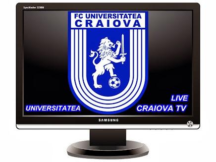 FC UNIVERSITATEA CRAIOVA TV - LIVE