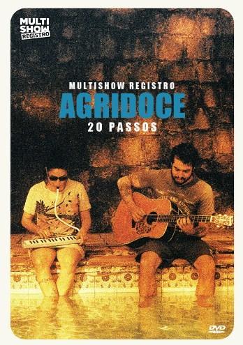 "DVD Agridoce ""20 passos"""