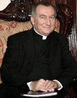 Pope Francis Names Nuncio Pietro Parolin to Secretary of State -- A Few Days After ++Dolan's Criticism