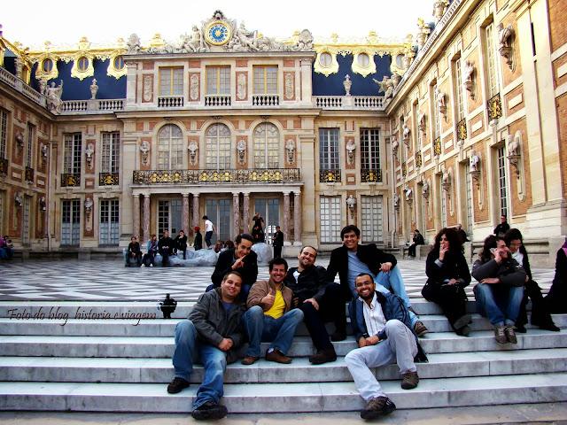 Versalhes - França