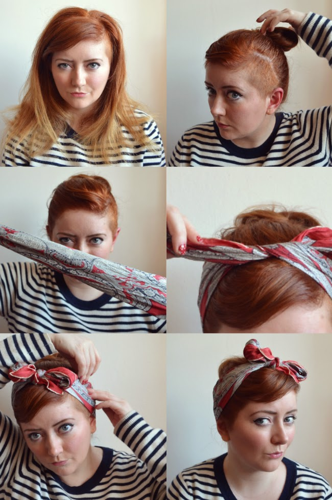 Ever So Juliet Uk Lifestyle Beauty Baking Blog How To Tie A
