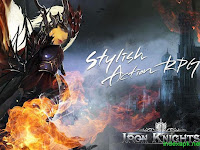 Free Download Iron Knights v1.4.2 Apk New Version 2015