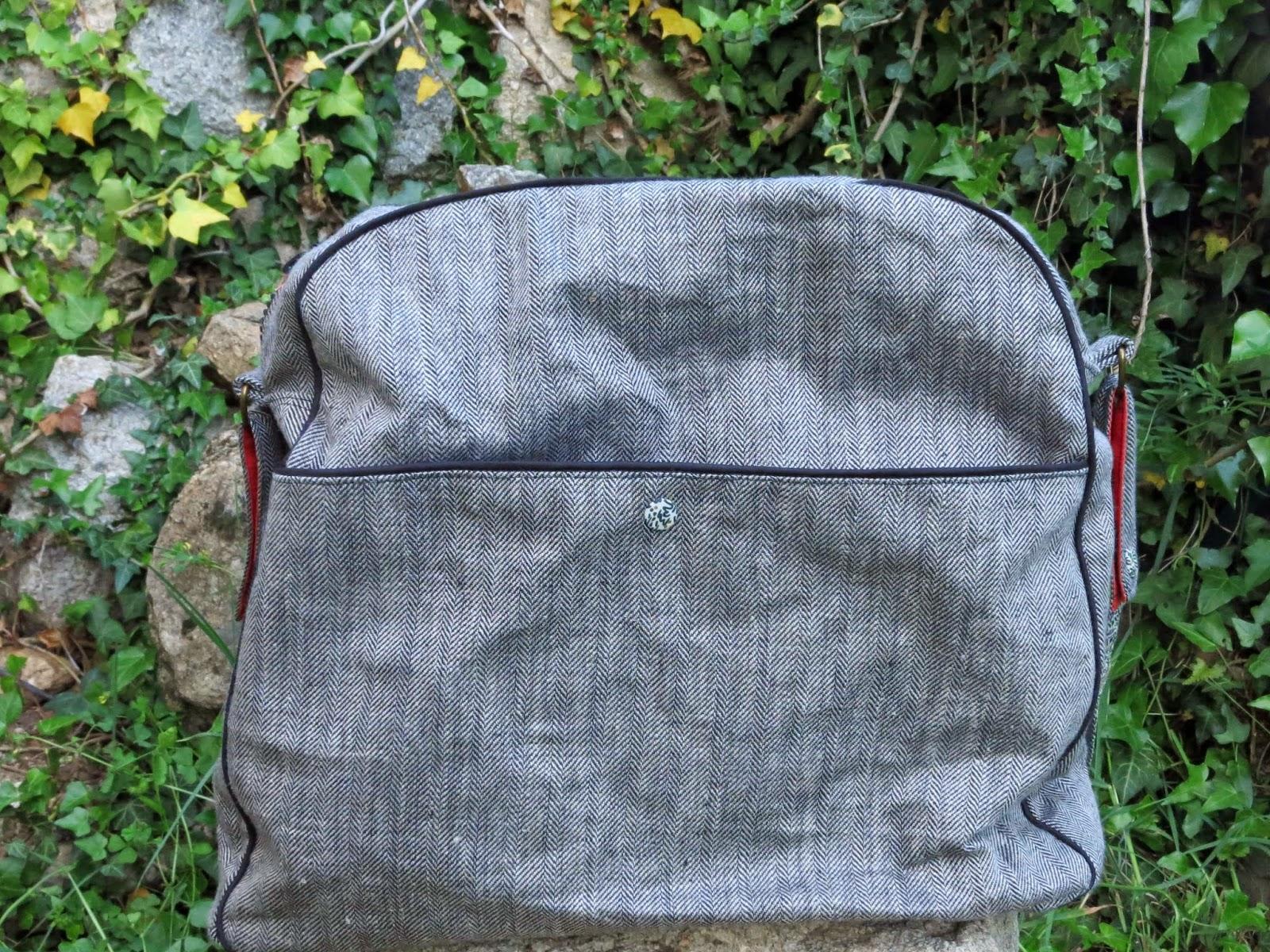 L 39 atelier de kalua sac de voyage for Monsieur meuble canape liberty