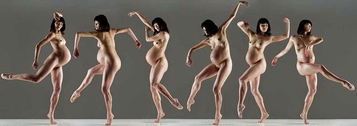 ahora masaje bailando
