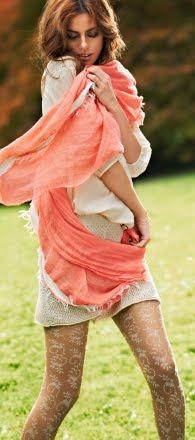 colección medias primavera verano 2012