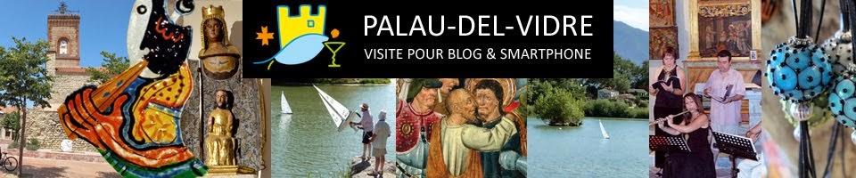 Palau-del-vidre, l'expressive catalane située au coeur des Pyrénées Orientales