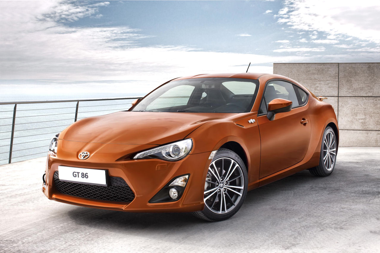 Toyota FT-86 officially revealed welcome the new GT 86!!!