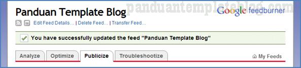 Cara Otomatis Menampilkan Artikel Blog di Twitter