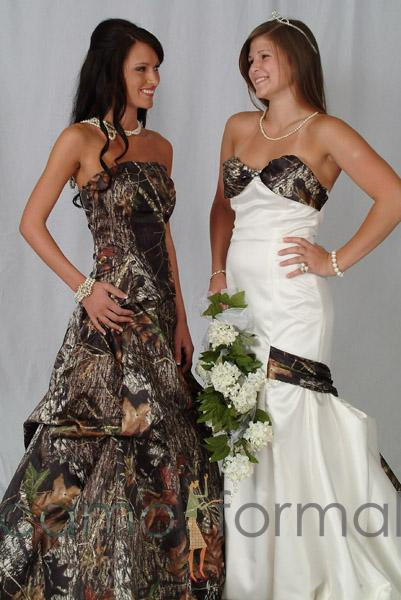 Pink camo wedding dresses hairstyles and fashion for Red camo wedding dresses
