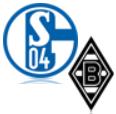 FC Schalke - Borussia Mönchengladbach