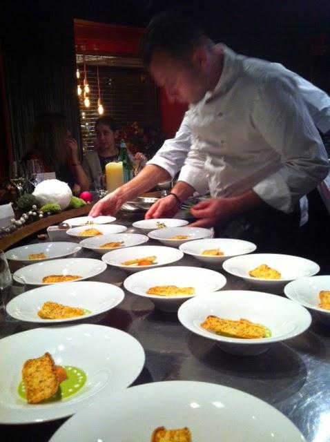 Ma semaine en mots et en images 82 dans la peau d 39 une - Restaurant la table ronde marseille ...