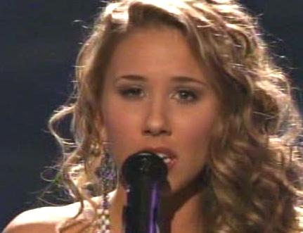 american idol haley dress. American Idol Producers Want