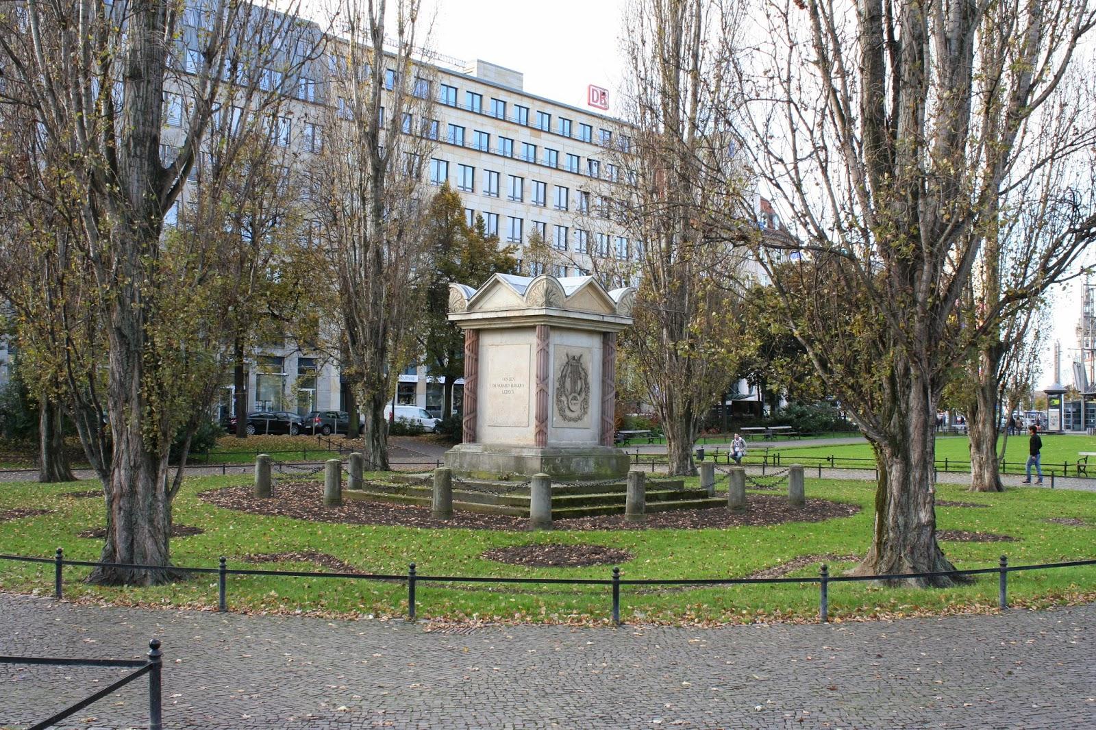 Carl Wilhelm Müller war ab 1781 mehrfach Bürgermeister von Leipzig, ließ den Augustusplatz, den Schwanenteich und andere Dinge bauen