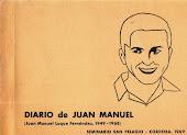 DIARIO DE JUAN MANUEL