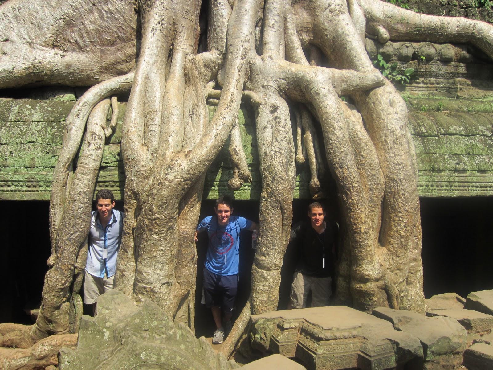 Bangkok has him now siem reap legends of the hidden temple