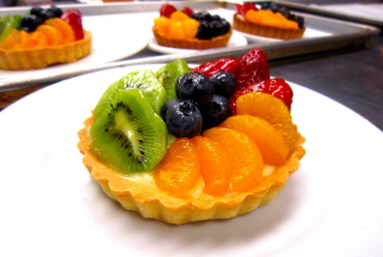 Red Mangos: La Creme Patissiere (Pastry Cream)