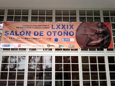 Salón de Otoño, Pintura, Escultura, Asociación Española de Pintores y Escultores, Parque del Retiro, Casa de Vacas,