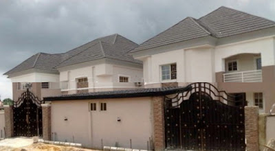Chika Ike Moves into Lekki Mansion