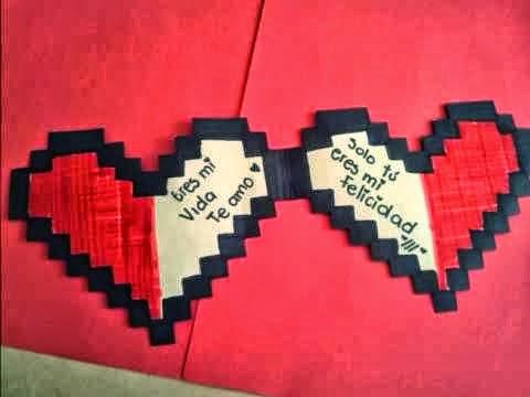 Carteles para mi novio hechos a mano | Imagenes de amor bonitas