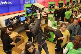 Microsoft Xbox One Terjual 1 Juta Unit Dalam 24 Jam